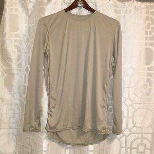 Men's dry fit long sleeve